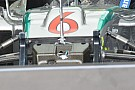 Mercedes: tutta nuova la sospensione anteriore!