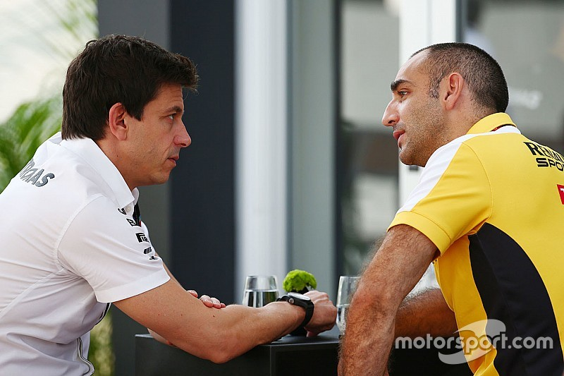 Toto Wolff: Two-tier engine formula will damage F1