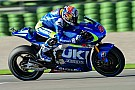 Suzuki: Finishing on the podium in 2016 would be a dream