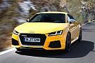 Voici à quoi pourrait ressembler l'Audi TT RS