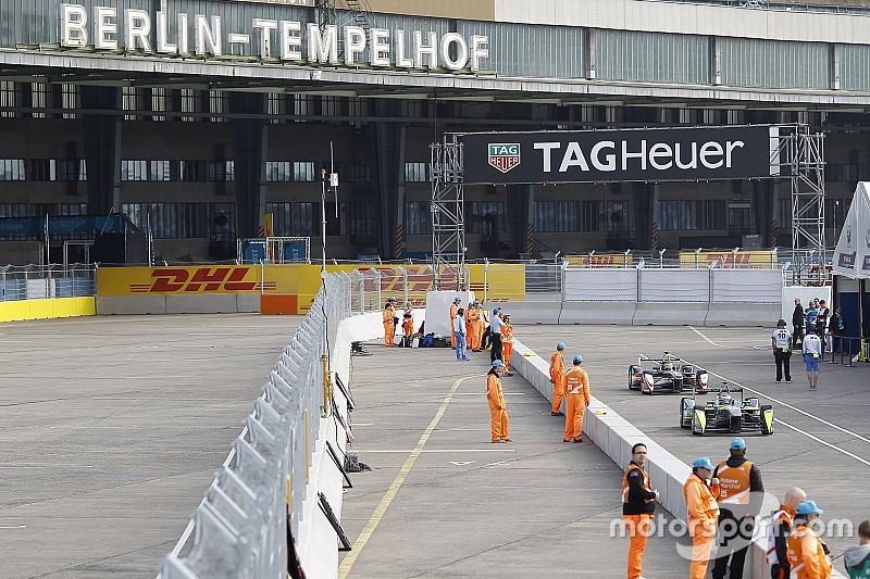 La crise des migrants menace l'ePrix de Berlin