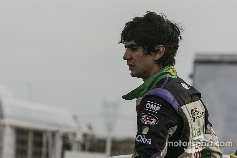 Argentinier Camilo Echevarria mit Test im GT-Masters-Meisterauto