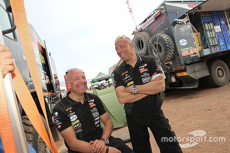 Tim en Tom Coronel klaar voor nieuw Dakar-avontuur