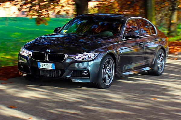 BMW 325d MSport, è sempre