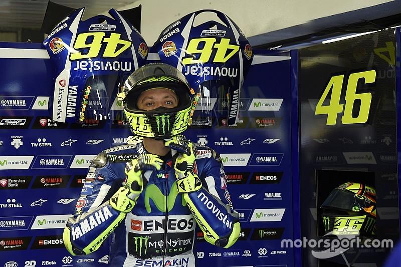 """Valentino Rossi noch immer ziemlich """"am Boden zerstört"""""""