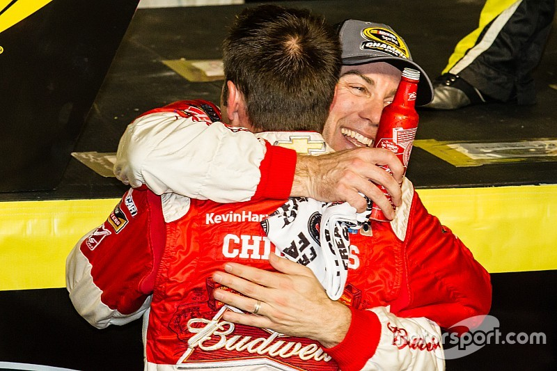 Kevin Harvick and Rodney Childers planned for long-term NASCAR success