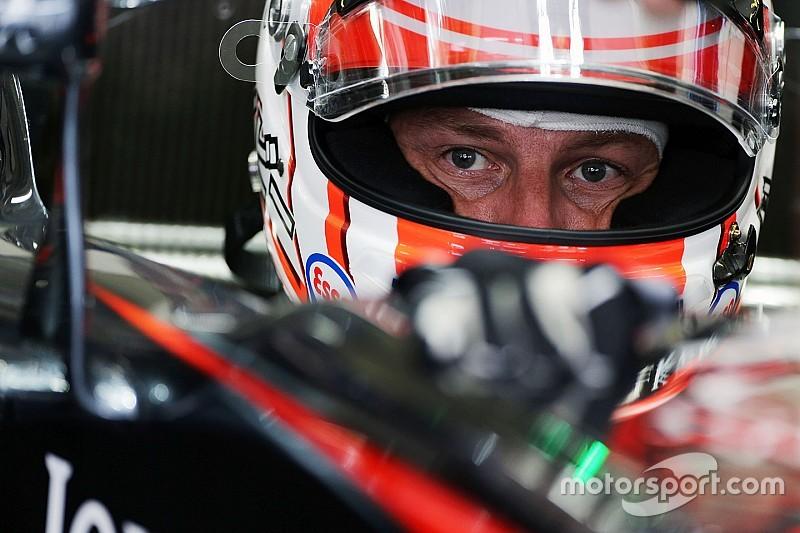 """Jenson Button glaubt an """"großen Fortschritt"""" bei Honda 2016"""
