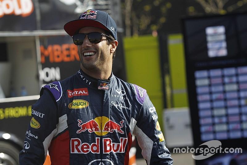 Ricciardo deja en espera sus planes de NASCAR