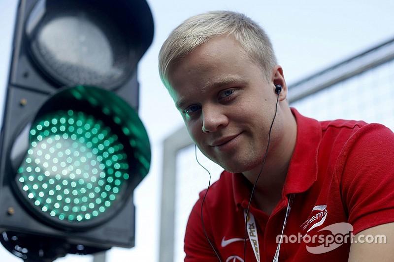 """Rosenqvist - """"Mon plan A est d'aller en GP2"""""""