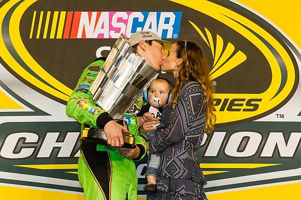 Fotostrecke: Die besten NASCAR-Bilder aus Homestead