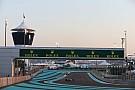 Pirelli - La journée de test à Abu Dhabi est