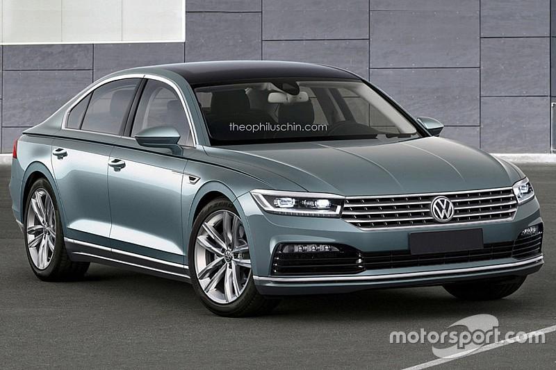 La nouvelle Phaeton victime de la récession chez Volkswagen