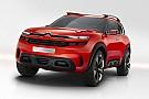 Citroën promet un design marquant pour ses prochains modèles
