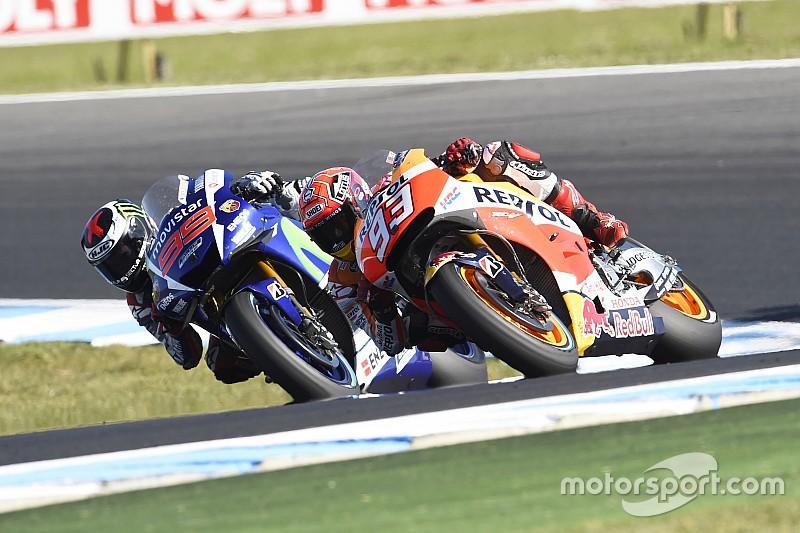 Lorenzo crê que será superado por Marquez em títulos