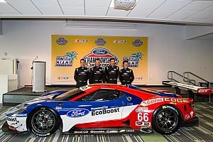 甘纳西车队正式宣布福特GT全赛季车手