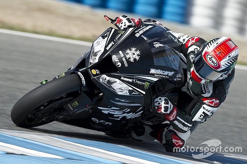 Jerez, Day 2: Rea si conferma, Reiterberger stupisce