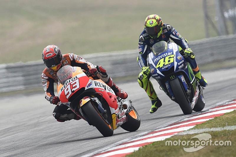 """Ecclestone asegura que Rossi """"hubiera sido descalificado"""" en la F1"""
