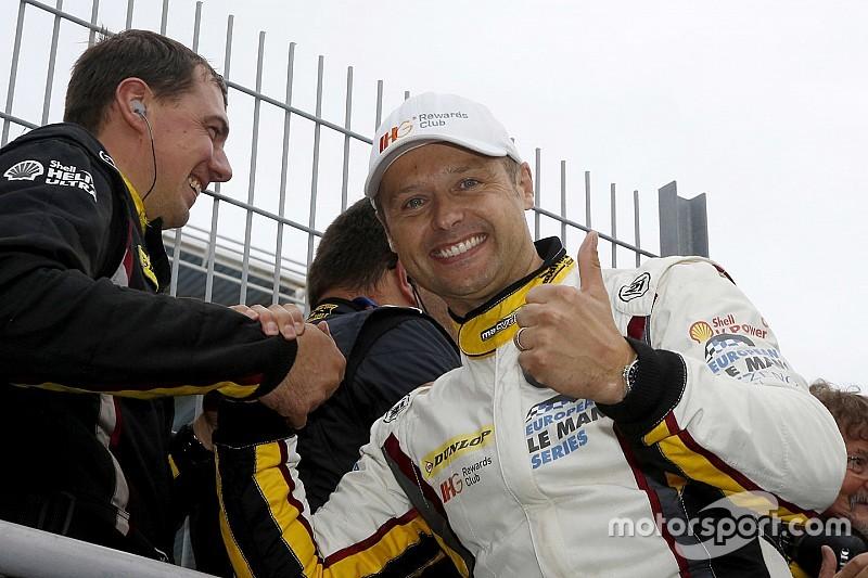 Andy Priaulx podría ser piloto de Ford para el WEC