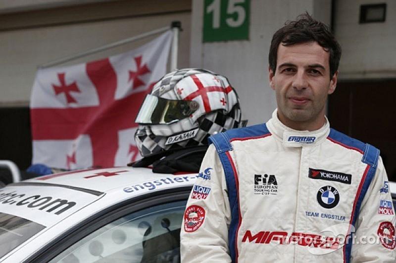 Erster Fahrer für TCR 2016: Georgier Davit Kajaia fährt bei Engstler