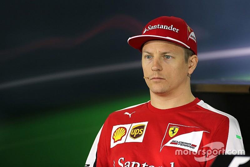 """Kimi: """"Speriamo di lottare alla pari con la Mercedes"""""""