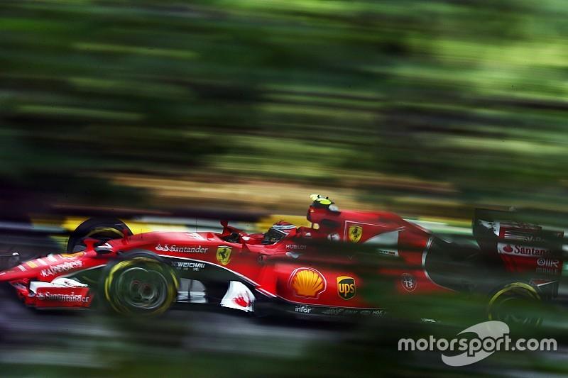 Shell помогла Ferrari отыграть полсекунды на круге