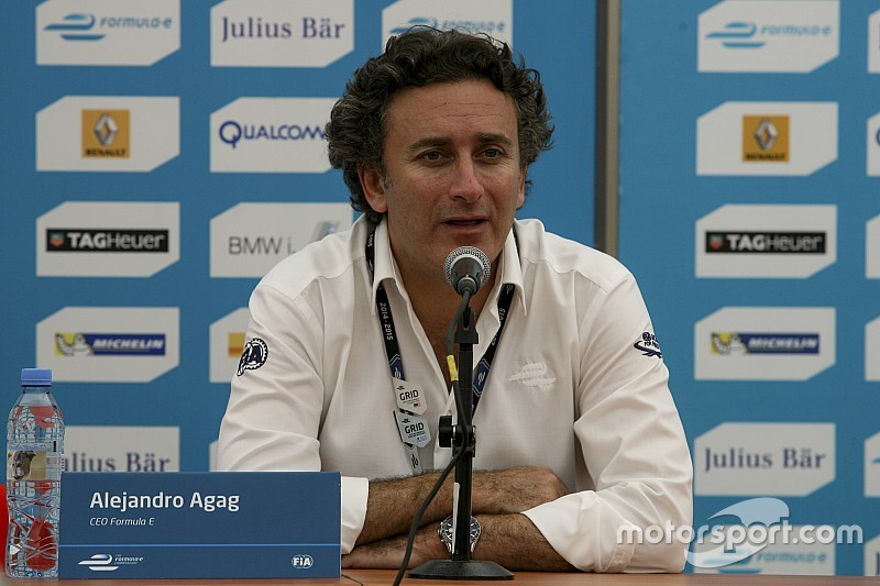 Un campeonato sin pilotos no es el final del automovilismo, dice Agag