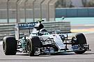 GP Abu Dhabi: Nico Rosberg schlägt zurück – Bestzeit vor Lewis Hamilton