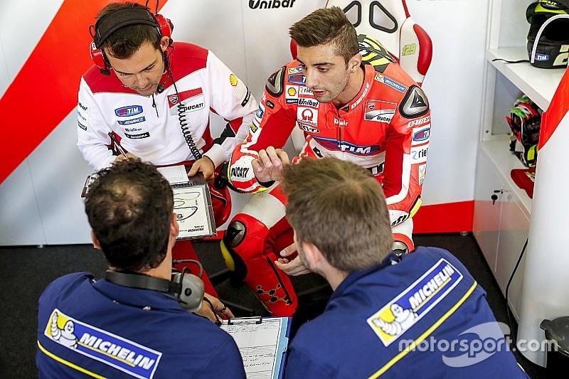 """Iannone: """"Mi trovo bene con le Michelin"""""""