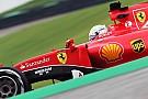 Ferrari - L'unité de puissance boostée par Shell