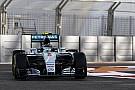 GP Abu Dhabi: Nico Rosberg erneut mit Bestzeit