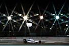 Bottas qualified sixth and Massa eighth for the Abu Dhabi GP