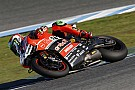 Ducati boucle ses essais 2015 avec Davies et Giugliano, de retour