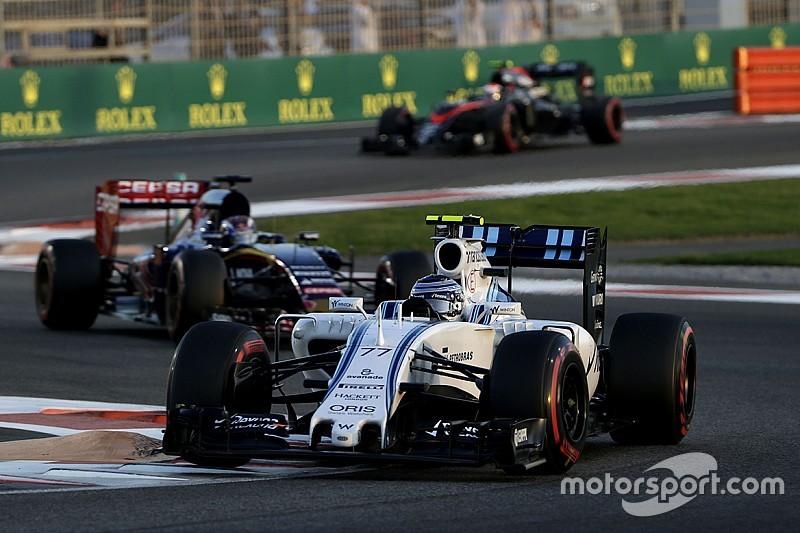 "Williams afirma ter liberado Bottas no ""momento certo"""
