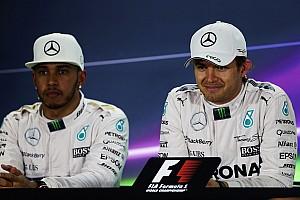 Formule 1 Actualités Wolff - La tension entre les pilotes pourrait forcer un changement de line-up