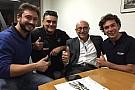 Roberto Rolfo firma un biennale con il Team Factory Vamag