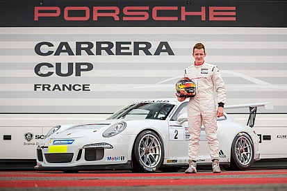Florian Latorre nommé Espoir Porsche Carrera Cup France 2016