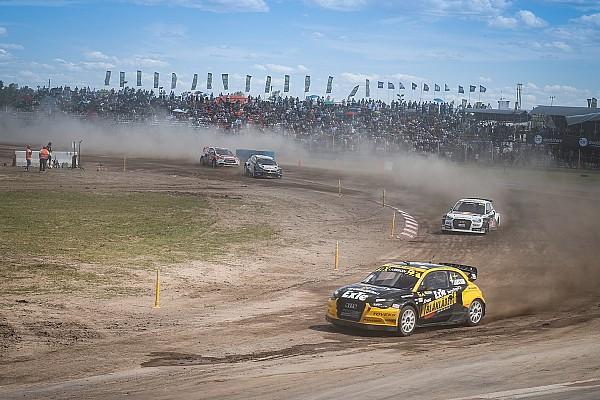 World Rallycross Larsson et Ekström, les héros discrets de Rosario