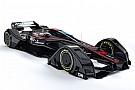 McLaren präsentiert Formel-1-Designstudie MP4-X