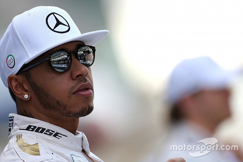 Hamilton says he can party and still win races