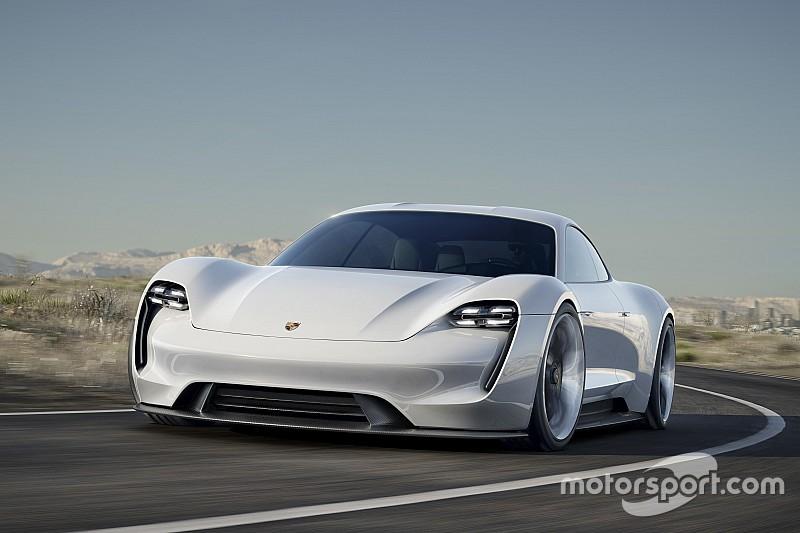 Porsche gaat elektrische Mission E daadwerkelijk produceren