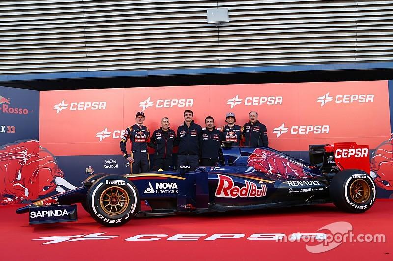 Ook de Toro Rosso STR10 valt in de prijzen
