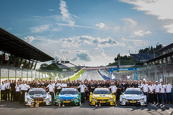 宝马2016赛季DTM车手阵容无变动