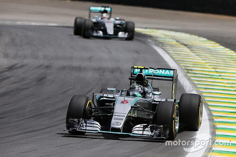 Analyse - La domination de Mercedes en 2015 est-elle inédite?
