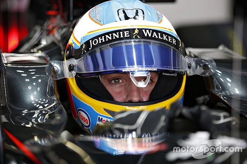 Alonso: 'Kritiek heeft bijgedragen aan progressie Honda'