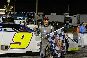 Stock car Race report Chase Elliott inherits Snowball Derby win, Bell disqualified
