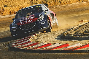 World Rallycross Actualités Peugeot-Hansen : une affaire de famille, mais pas seulement