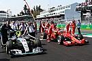 Mercedes in