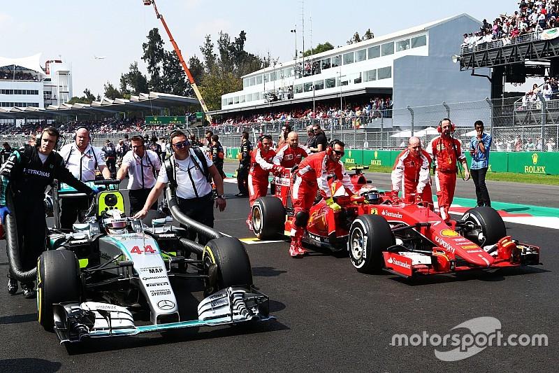 "Mercedes in ""data theft"" legal action against Ferrari-bound engineer"