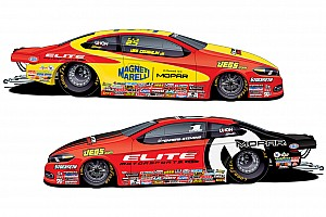 NHRA Breaking news Erica Enders-Stevens switches to Mopar, gains Jeg Coughlin Jr. as teammate