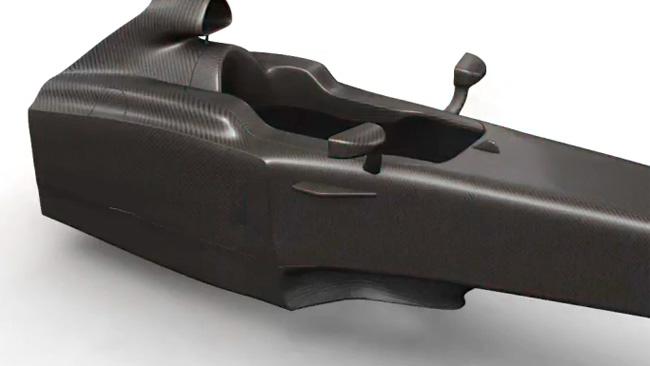 Ferrari: iniziata la realizzazione della prima scocca